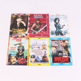 Mix BluRay, DVD a VHS 103257