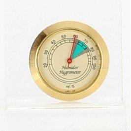 Humidor hygrometer na měření vlhkosti