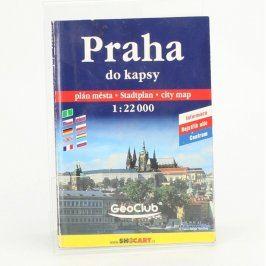 Brožura Praha do kapsy  kolektiv autorů