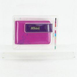 Pouzdro na fotoaparát Nikon CS-S45 růžové