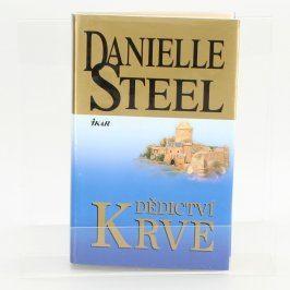 Kniha Dědictví krve  Danielle Steel