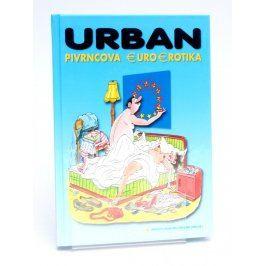 Kniha Urban: Pivrncova euro erotika