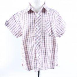 Chlapecká košile Babble Boom bílá