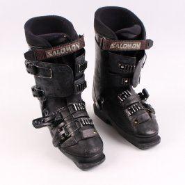 Dětské lyžařské boty Salomon Evolution 600