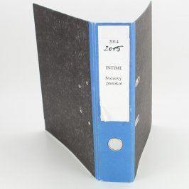Šanon pákový modro-šedý