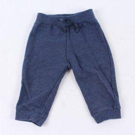 Dětské tepláky F&F tmavě modré