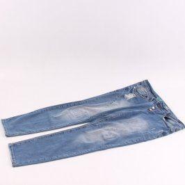 Dámské džíny Boyfriend DNM modré