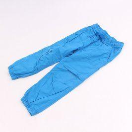 Dětské kalhoty Lupilu tyrkysové