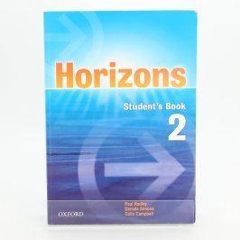 Učebnice Horizons Students's book 2