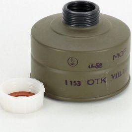 Filtr k ochranné masce vzor D-58