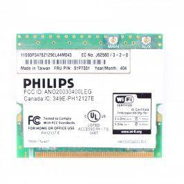 MiniPCI wi-fi Philips PH12127-E