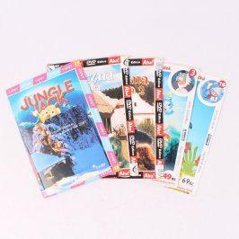 Mix BluRay, DVD a VHS 105307