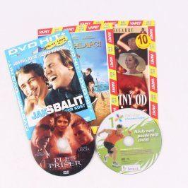 Mix BluRay, DVD a VHS 105242