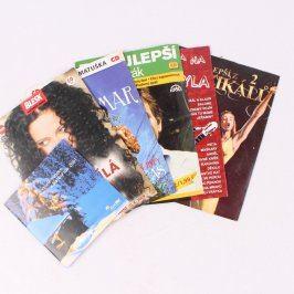 Mix BluRay, DVD a VHS 105306