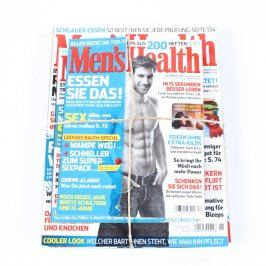 Časopisy Men's Health 7 ks