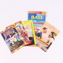 Mix BluRay, DVD a VHS 105241