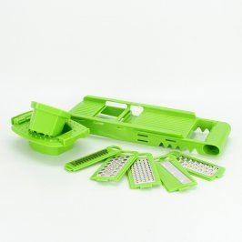 Multifunkční struhadlo Ernesto zelené