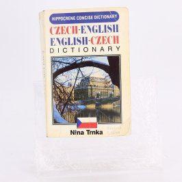 czech-english,english-czech dictionary
