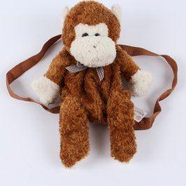 Dětský batůžek Global ve tvaru opičky