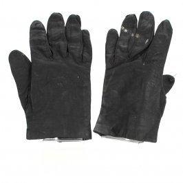 Pánské rukavice prstové černé