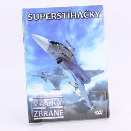 DVD Superstíhačky: Války a zbraně