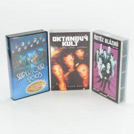 Mix BluRay, DVD a VHS 105867