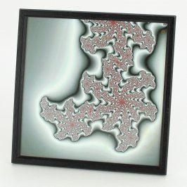 Obrázek v rámu Abstraktní motiv