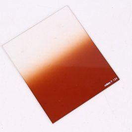 Přechodový filtr Cokin P124 tabákový