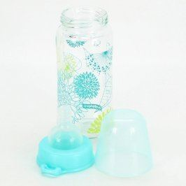 Kojenecká lahev Babylove modrá