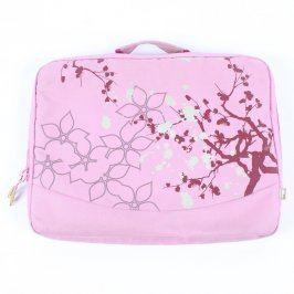 Obal na notebook Aha motiv strom růžový