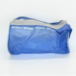 Kosmetická taška Nivea modré barvy