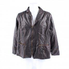 Pánský kabát Cellbes odstín hnědé