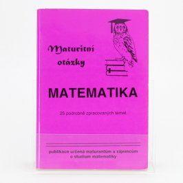 Učebnice Matematika Maturitní otázky