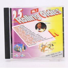 CD 25 Rolling Oldies Vol. 7