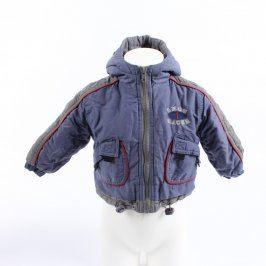 Dětská bunda Baby Kids modrošedá