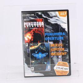 Level DVD Penumbra: Overture, Nexus: Jupiter