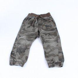 Chlapecké kalhoty George maskáčové
