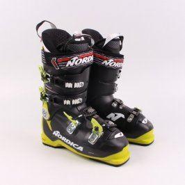 Lyžařské boty Nordica Speed Machine černé