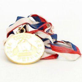 Medaile Vždy připraven