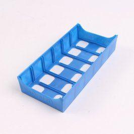 Držák na kartáčky odstín modrý