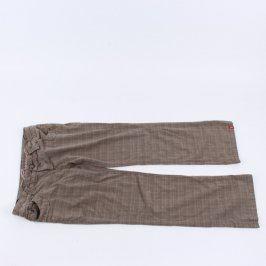 Kalhoty Esprit odstín hnědé