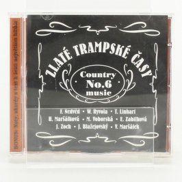 Zlaté trampské časy Country No. 6 music
