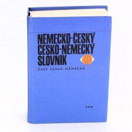 Kniha: Německo-český slovník, česko-německý