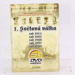 DVD 1. světová válka1914-1918