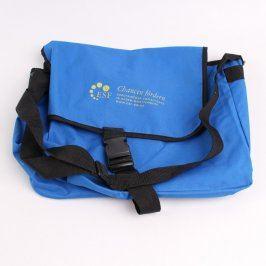 Taška přes rameno ESF modrá
