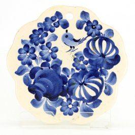 Keramická nástěnná dekorace