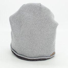 Dámská čepice Veronic šedo stříbrná