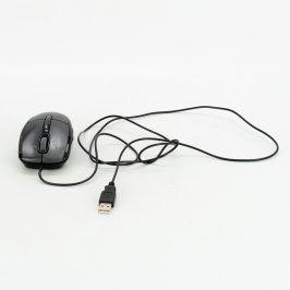 Kabelová myš dpi laserová