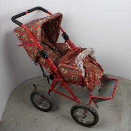 Dětský rehabilitační kočárek REHA JAN MAXI