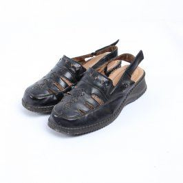 Dámské sandále Lucina černé